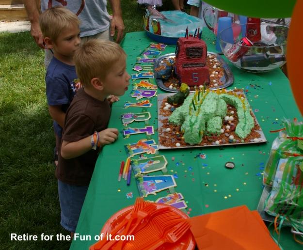 Dinosaur cake 3 copy