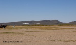 Glider Liftoff