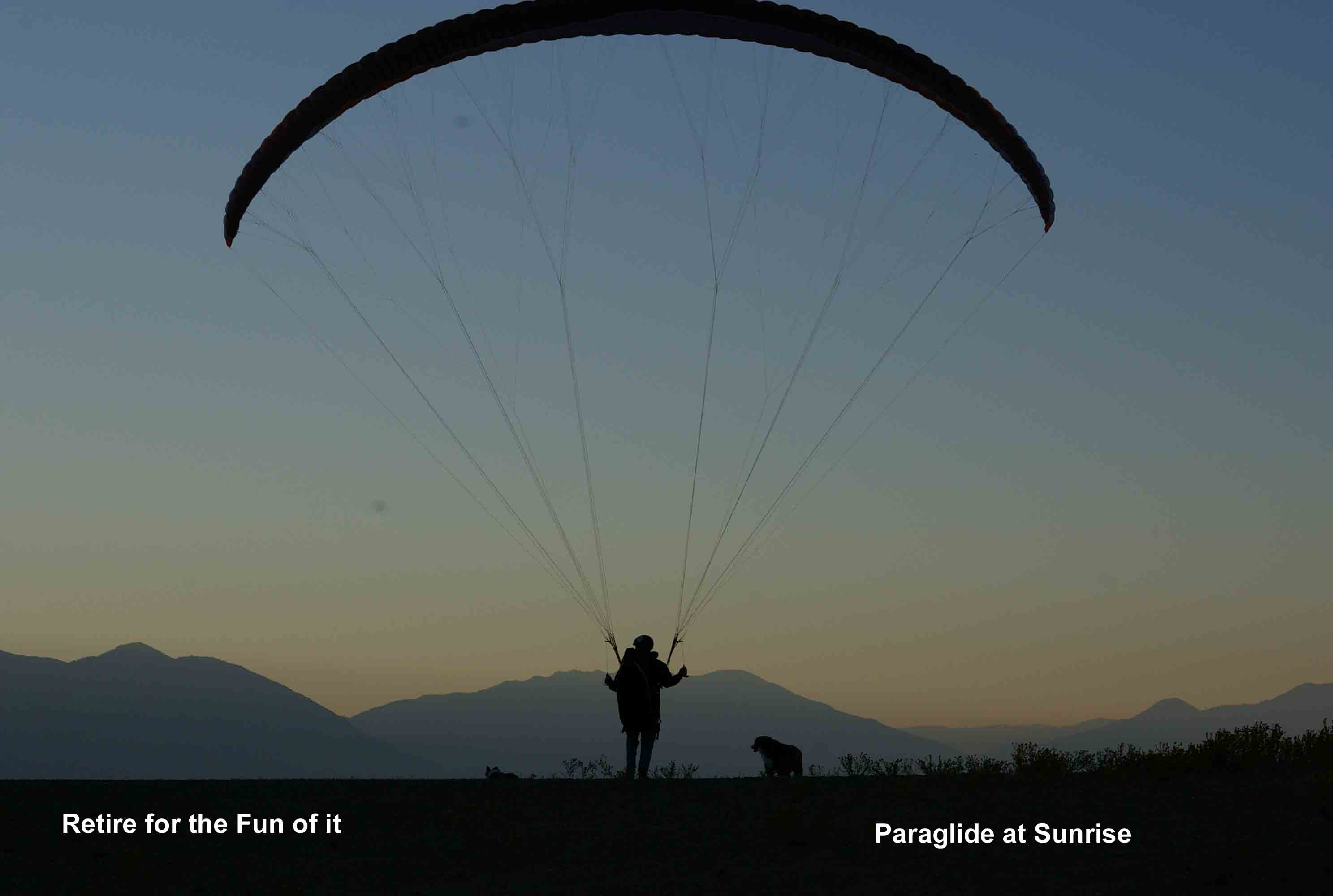 Professional Paragliding Instruction, Idaho & PNW