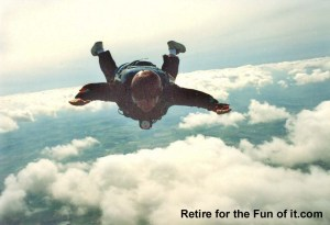Freefall Sequence